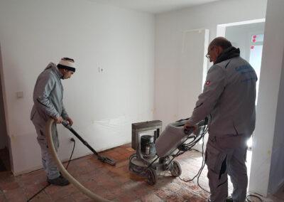 Cottoböden professionell reinigen