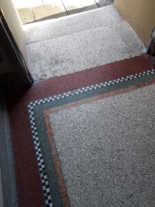 Terrazzoböden reparieren, sanieren, instandsetzen und aufbereiten