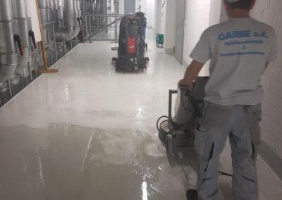 Reinigung von Gewerbeflächen (Böden und Fassaden) aller Art